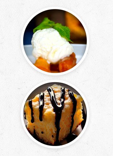 bayleaf menu dessert